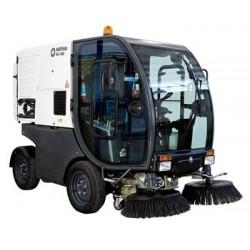 Belediye tipi çevre temizleme aracı