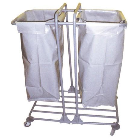 Çamaşır ve Çöp Toplama ( Boyalı & Krom )